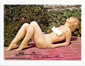 Gloria Dawn by Ron Vogel. This photo was published in Tab, 1966.