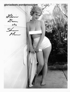Gloria Dawn by Ron Vogel. This photo was never published.