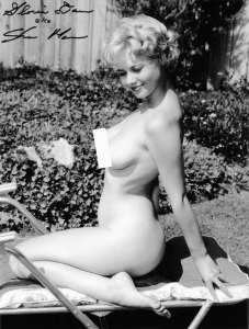 Gloria Dawn by Ron Vogel. This photo was taken in April/May 1962 and was never published.