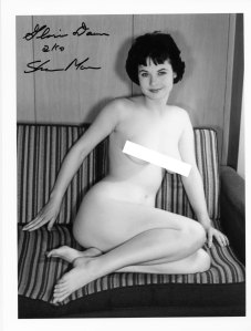 Gloria Dawn by Michael LeRoy. This photo was taken in May 1963 and never published.