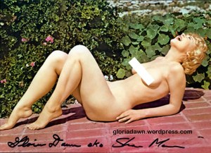 Gloria Dawn by Ron Vogel.  This photo was published in Tab, 1965.