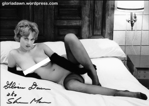 Gloria Dawn by Elmer Batters.  This photo was published in Nylon Jungle, 1964.