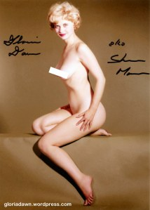 Gloria Dawn by Ron Vogel.  This photo was taken in Feb 1962 and was never published.