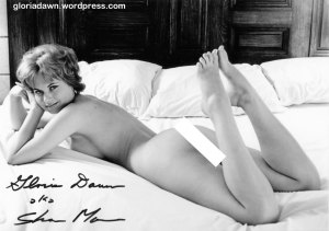 Gloria Dawn by Elmer Batters.  A slightly different version of this photo was published in The Big Book of Legs, 2008.