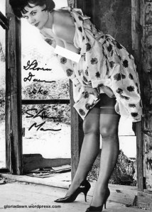 Gloria Dawn by Elmer Batters.  This photo appeared in Nylon Jungle, 1964.