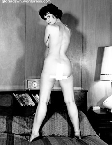 This is the best LeRoy photo.  It appeared in Monsieur, 1964 and also in The Big Butt Book, 2010.  LeRoy gave me this photo on the evening after our photo shoot.
